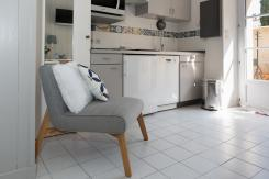 Ile de re holiday rentals : Studio 20m2 with private courtyard - 5 ...
