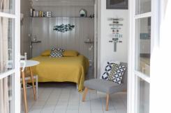 Ile de re holiday rentals : Studio 20m2 with private ...
