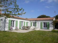 ile de ré Single storey house 300 meters from the beach and near the village