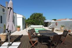 ile de ré Ideally located between beach and cycling tracks