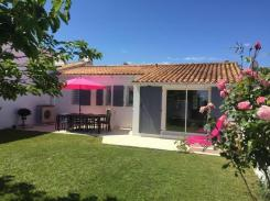 ile de ré House with large garden closed wild side and close to the beach