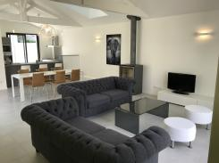 ile de ré New architect house located 250m from the beach