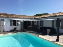ile de ré Beautiful house with swimming pool